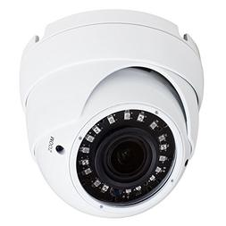 R-Tech 1080p 4-in-1 AHD / CVI / TVI / Analog Outdoor Dome Se