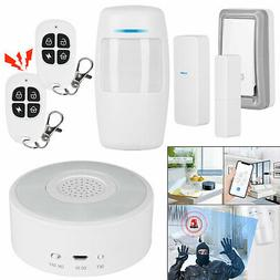 Wireless Smart Security System Home Office Motion Sensor WiF