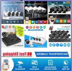 1080P 4CH 8CH CCTV DVR Camera Security Camera Surveillance S