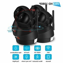 ANRAN 1080P HD Security Camera Home System Wireless Smart Ba