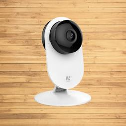 YI 1080p Home Camera, Indoor 2.4G IP Security Surveillance S