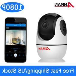 1080P Security Camera WiFi Wireless Audio Talk Baby Monitor