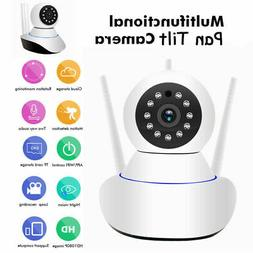 1080P wifi IP Camera Home CCTV Security System Network Night
