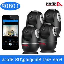 1080P WiFi Wireless Security Camera Baby Monitor 2Way Audio