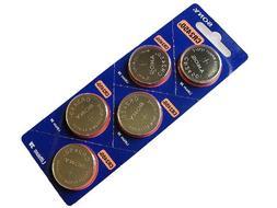 10pcs Panasonic Cr2450 3v Coin Lithium Battery