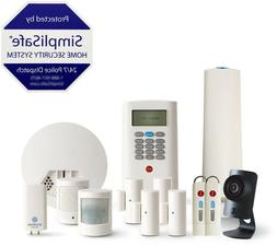 SimpliSafe 13-Piece Home Security System with HD Camera and