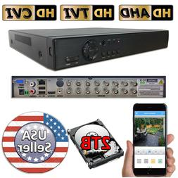 Sikker 16 Ch Channel Surveillance DVR Security system 960H 7