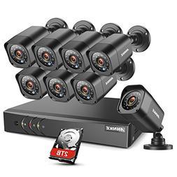 ANNKE 16CH 1080N Full HD Surveillance Security Camera System