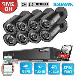 2mp hd tvi cctv camera home security