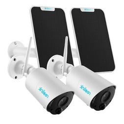 2set Wireless Wire-Free Security Camera HD 1080P Reolink Arg