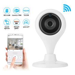 360° Wireless Wifi Smart Camera Home Security Surveillance
