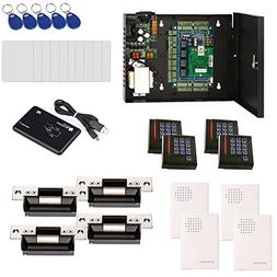 4 Door Security the Control System Kit Heavy Duty Electric D