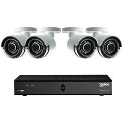 Lorex 8 Channel & 4 Camera 1080p FHD Security Surveillance S