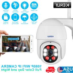 4CH/8CH AHD DVR Home Surveillance Security System Kit with W