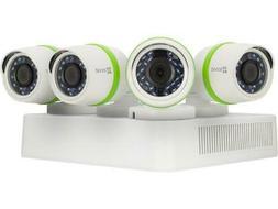 EZVIZ 3MP 4CH 1TB DVR Video Security System 4 HD Camera Nigh