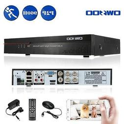 4CH H.264 DVR 960H Digital Video Recorder Home Surveillance