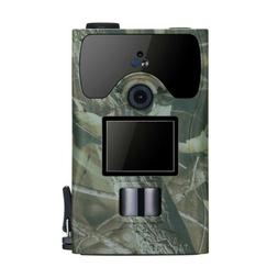 ZOSI 16MP 1080P 2 LCD HD Proof Infrared Game Hunting Video T