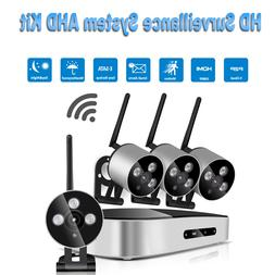 PUAroom 4CH IP Full HD IP66 waterproof <font><b>security</b>
