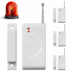 4x 433mhz security alarm system magnet magnetic