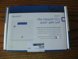 INTERLOGIX 600-1070 CONCORD LCD KEYPAD WITH TWO-WAY VOICE NE