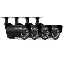 KKmoon 720P Weatherproof CCTV Cameras Home Security System P