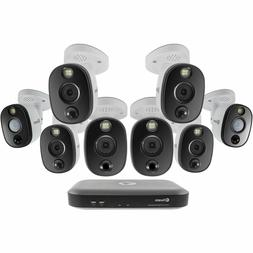 8 Camera 8 Channel 4K Ultra HD DVR Security System