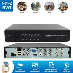 8CH 5in1 H.264 CCTV HD DVR Video Recorder for Home Security