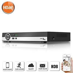 DVR Security System, DVR 8 Channel for Security Camera 960H