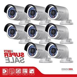 NEW! 8 Hikvision DS-2CD2010-I Mini IP Network Bullet Color C