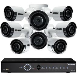 Lorex 16 Channel, 4K NVR Security System, 3TB,8 Night Vision