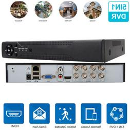 8CH 5in1 H.264 CCTV DVR Video Record for Home Security Camer