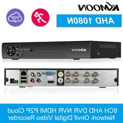 8CH CCTV Security Camera System Kit AHD