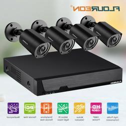 8CH DVR Security System 1080N Video Recorder 4XHD 1080P CCTV