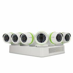 EZVIZ 6x 1080P Bullet Cameras 2TB 8 Channel Surveillance Sec