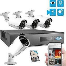 Best Vision 960P 8CH 1TB IP NVR Security Surveillance System