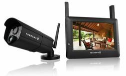 Amcrest WLD895 720P 4CH 7-Inch Wireless Video Surveillance S