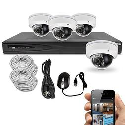 Best Vision Systems 8CH 1TB IP NVR Security Surveillance Sys