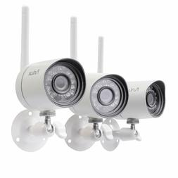 Funlux 3Pack Smart Home HD Outdoor WiFi IP Wireless Security