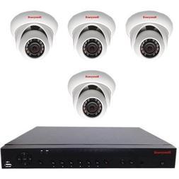 HEN04111EB - H.264 1080p 4CH NVR 1TB AND 4 pcs H.264 1080p I