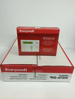 Honeywell VISTA-20P Ademco Control Panel, PCB in Aluminum En