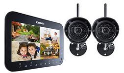Lorex LW1742 Live SD Wireless Recording Video Surveillance S