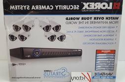 Lorex Lh1896 8 Channel 960h Cameras with 1tb DVR Remote View