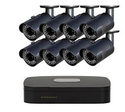 QSee 8 Channel 1080p HD Security System with 1TB Hard Drive,