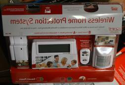 SABRE Home Expandable Wireless Burglar Alarm Security System