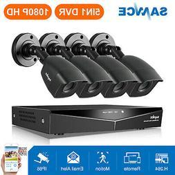 SANNCE 1080P HDMI Onvif DVR 3000TVL Outdoor HD 1080P CCTV Se