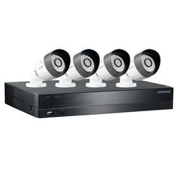 Samsung Techwin 4 Channel HD Security System, 1TB HDD, 4 720