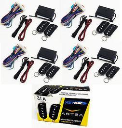 Scytek A15 Keyless Entry Car Alarm Security System, 2 Key Fo