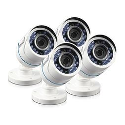 Swann 720P HD Bullet Security Cameras - Pack of 4, Pro-T850,