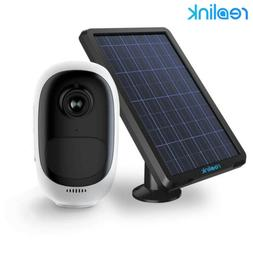 WiFi IP Security Camera 1080p Rechargeable Battery Powered A