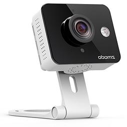 Zmodo New Mini WiFi 720p HD Wireless Indoor Home Video Secur
